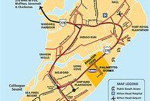 Hilton Head Maps / by Palmetto Dunes Oceanfront Resort