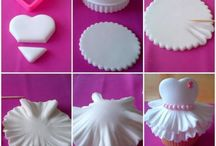 Cake and cupcakes tutorials