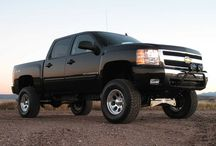Top truck/car/suv picks / by Sara Ford