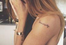 Tattoos / Inspiring tattoos!