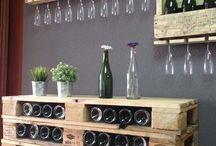 porta bottiglie vino