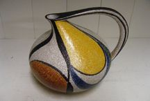 Ruscha Keramik / Art ceramics
