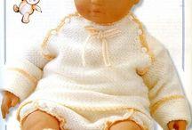 crochet bébé fille