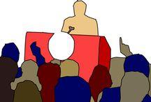 Invitations / Invitations médias et publique