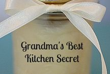 Grandma's Bacon Grease
