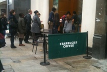 Starbucks UK free latte promotion / by BrandRepublic