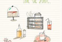 ilustracions que inspiren...