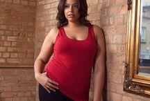 Plus Size Damen Collection by We Are Casual / promodoro Basics für Damen bis 3XL erhältlich.
