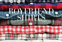 Or Hubby Shirts...In my case ;) / by Farhee T!wana