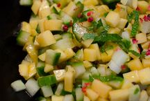 recettes: salades composées