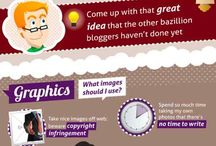 Content Marketing/#Blogging #Infographics / Cool Content Marketing and #Blogging #Infographics