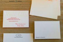 Woo - Letterpress