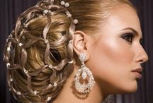 Hair to wear at your wedding