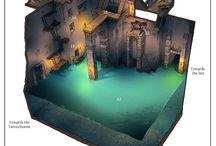 Maps & battlemaps