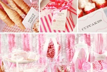 Party Decor Ideas / Currently I'm planning a baby shower, so I'm looking everywhere for inspiration, and some cost saving ideas! / by Jessica Lauren Jackson