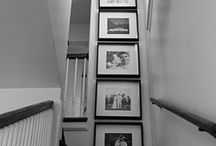 Ideas for our stairwell