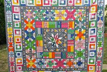 VLC Makes / This board features quilts made by me and featured on my blog, www.vinelinesquilting.com.