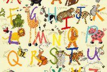 Cross Stitch / by Amy Koepplin-Hedstrom