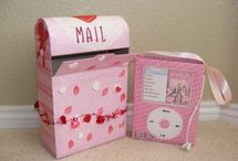 Valentine's Inspiration: Boxes, Cards, Crafts, Activities, and More / Valentine's Inspiration: Boxes, Cards, Crafts, Activities, and More