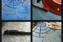 stencils / by Marla Brinkerhoff