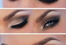 Smokey Eyes / by Colleen Rast