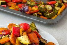Recetas verduras (sin carne)