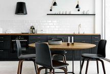 black furnitures