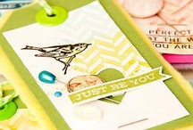Scrapbooking - tags & such / Paper crafting stuff that's not a layout or mini album