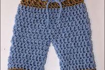 Crochet kids clothes!