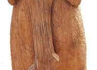 Woodcarvings