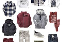 Toddler boys fall clothes