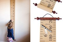 Growth Charts / We think Growth Charts are amazing! Here are the ones we think are unique!