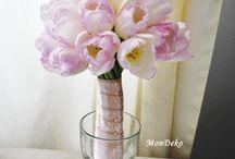 Mondeko wedding decorations / zdjęcia i wykonanie MonDeko