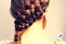 Hair styles / by AnnMarie Creedon