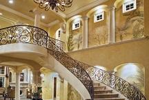Stunning Foyers / by Sheila Rule