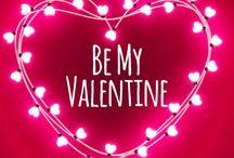 Valentijnsdag social media post
