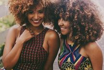 Curly Hair / Inspiration
