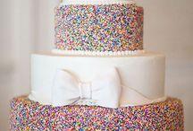 Wedding Cakes / Ideas for beautiful wedding cakes.
