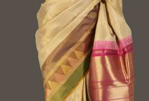 South Indian Saree / Traditional sarees from south india.........