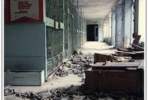 Tchernobil / Principalement accident de la centrale