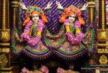 ISKCON Chowpatty - Gaura Nitai / Beautifull wallpapers of Gaura Nitai Of ISKCON Chowpatty maid by ISKCON Desire Tree
