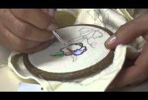 video de bordado chino