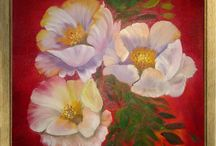 My oil paintings (2014) / Oil Painting, Art