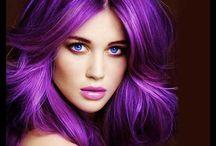 ♀ Female • Purple Hair