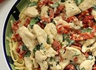 Pasta Dishes / Dinner Ideas that are pasta / by Sharolyn Westra