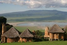 Ngorongoro Crater, Tanzania / by ✈ 100 places to visit before you die