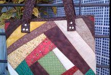 Bolsos patchwork