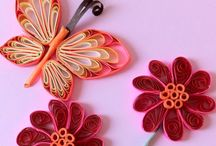 Amazing Quilled Creations / Quilling