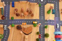 Giocare e costruire / by Simona Andreone