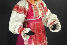 folk costume / mainly slovak and czeck folk costumes - prefered zilinsky kraj a stredocesky kraj